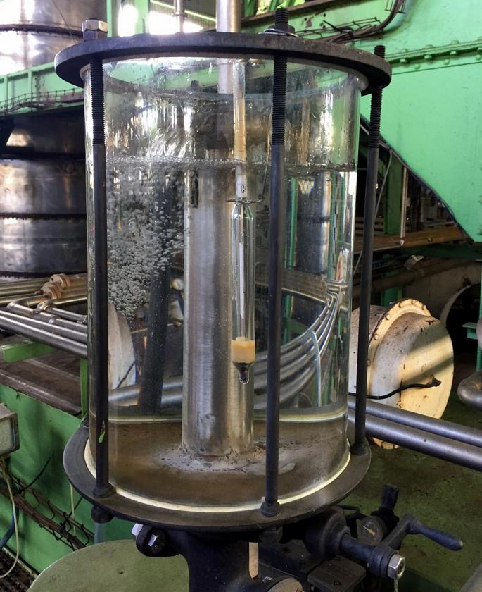 New make distillate, Distillerie du Simon, Martinique