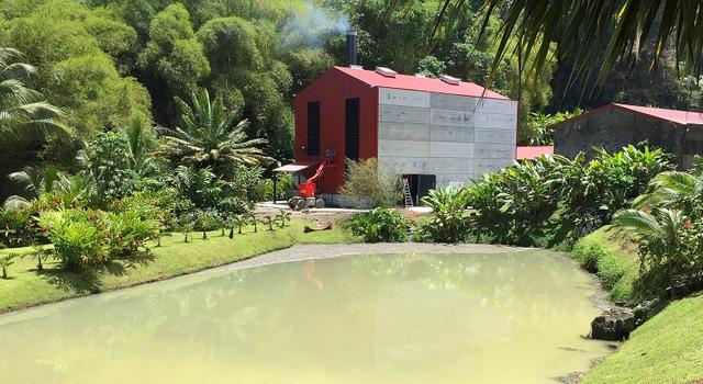 Rhum J.M, Martinique