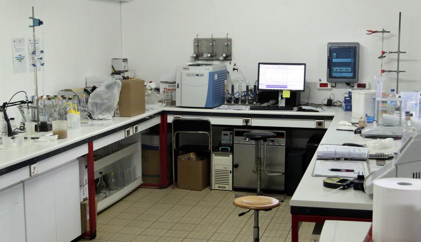Laboratory, Distillerie du Simon, Martinique