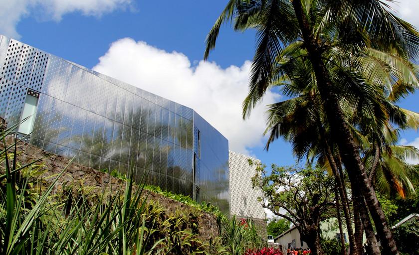 Clemént estate, Martinique