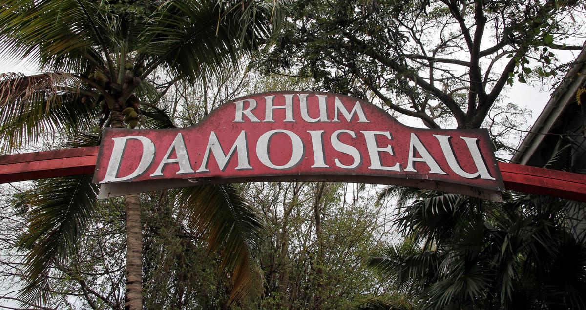 Agricole Without the AOC – Guadeloupe's Rhum Damoiseau