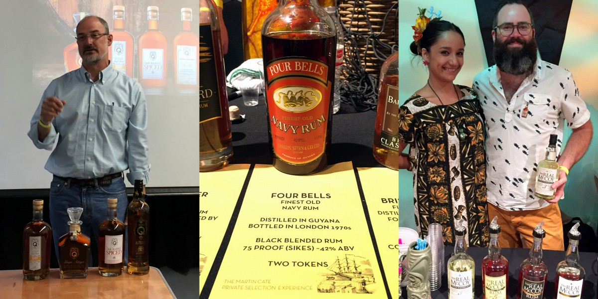 California Rum Festival 2017 in Pictures
