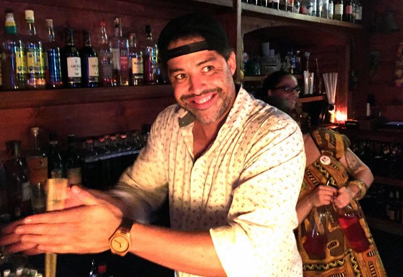 Antoine Nixon. California Rum Festival 2017