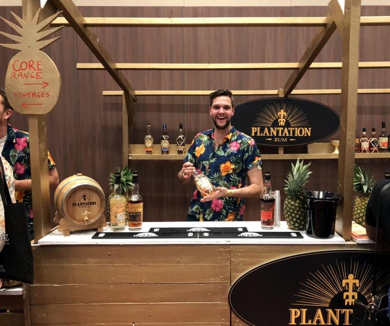 Plantation Rum, UK RumFest 2017