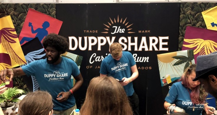 The Duppy Share, UK RumFest 2017