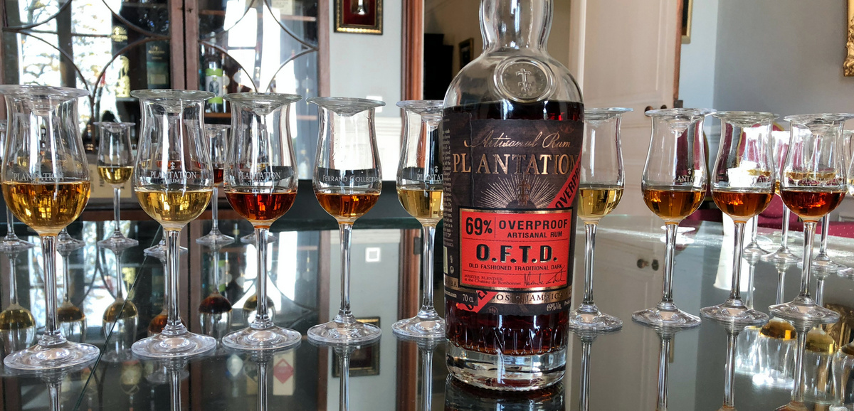 Plantation O.F.T.D. Overproof: Behind the Scenes and Deeply Deconstructed