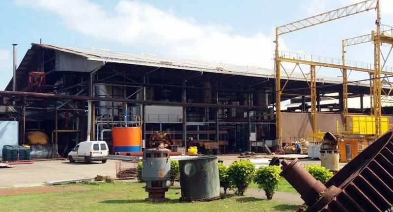 Le Galion Distillery, Martinique