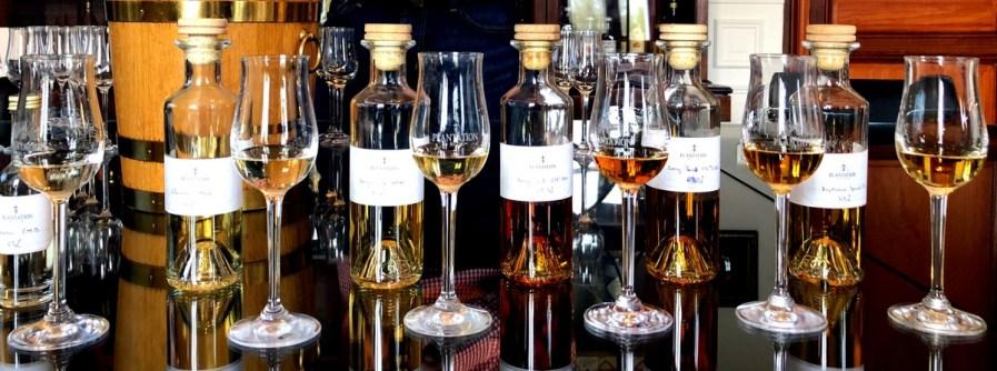 Long Pond rums at Maison Ferrand