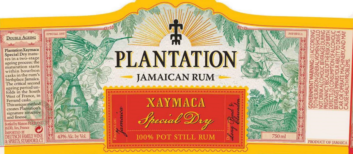Plantation's New Xaymaca Special Dry – Deeply Deconstructed