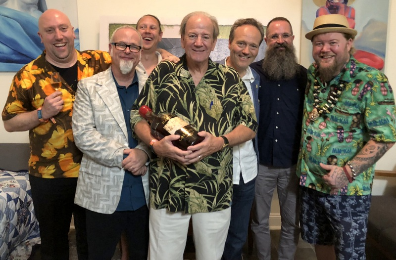 OFTD Brothers - Martin Cate, Jeff Berry, Paul McFadyen, Steve Remsberg, Alexandre Gabriel, Paul McGee, Scotty Schuder