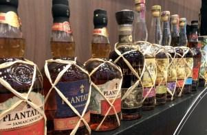 UK RumFest 2018 - Plantation Rums