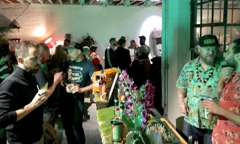 UK RumFest 2018 - Hukilau London Tiki Takeover