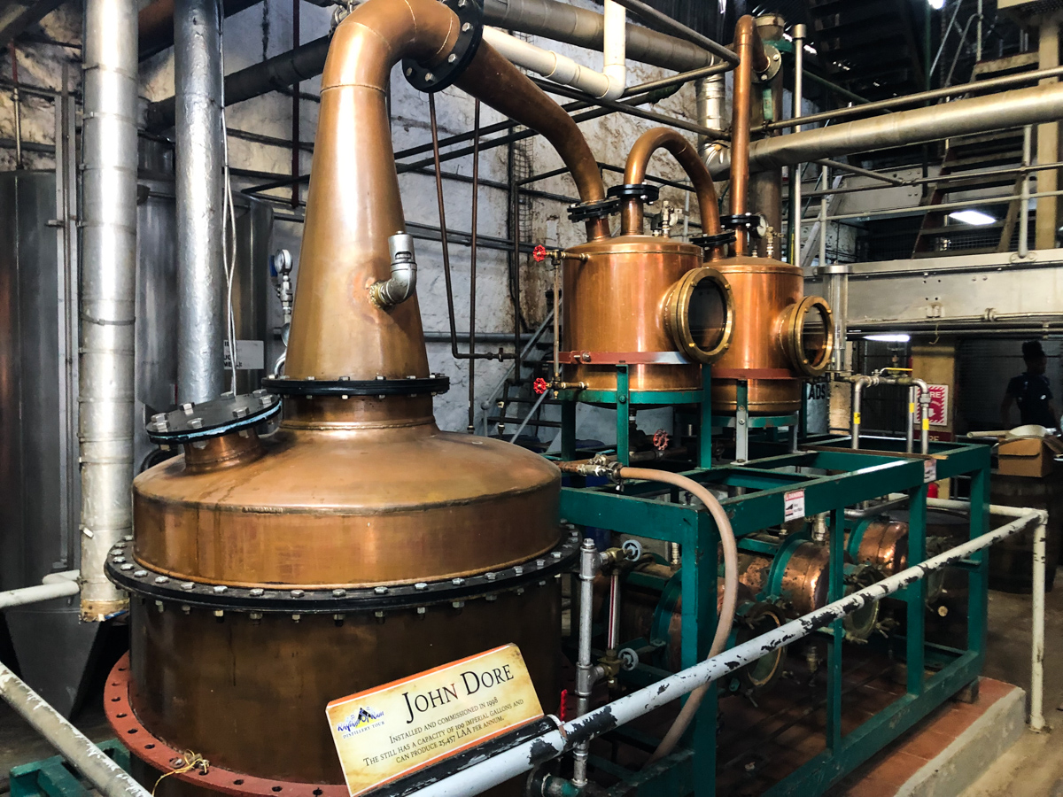 Still Life: Saint Lucia Distillers