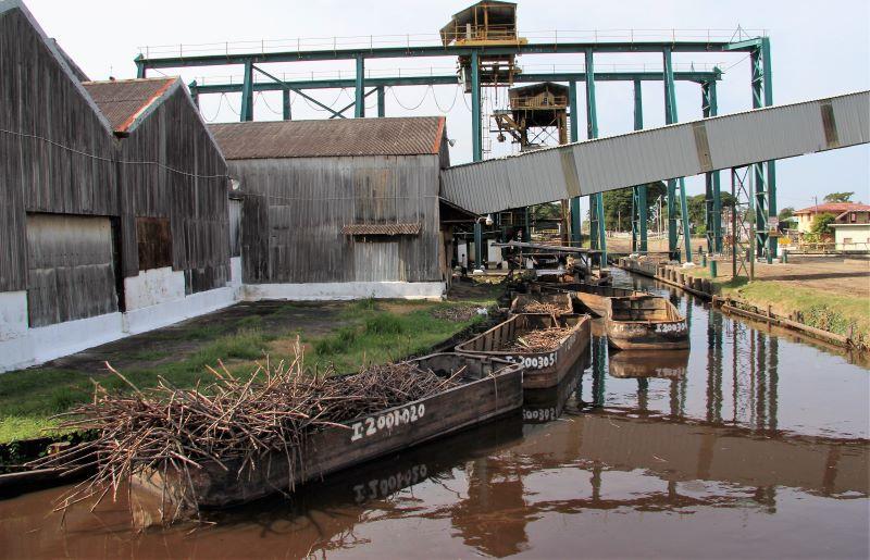 Uitvlugt sugar factory
