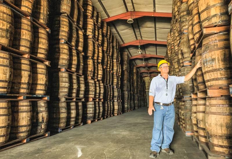 Bond No. 8, West Indies Rum Distillery