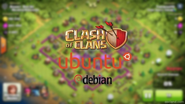 play-coc-on-linux