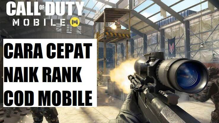 Tips Rahasia Cepat Naik Level Call of Duty Mobile