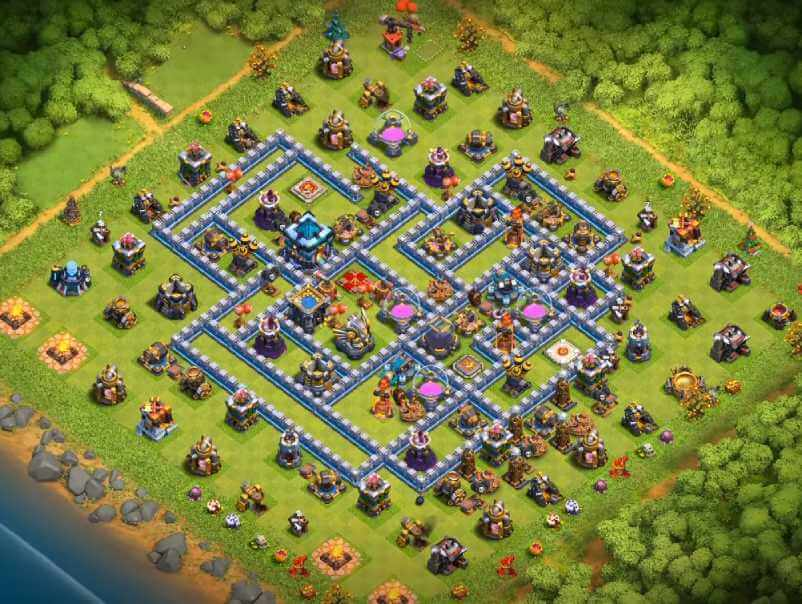 Base TH 13 Terkuat 2020