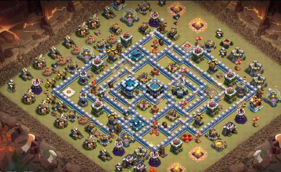 base war th 13 terunik
