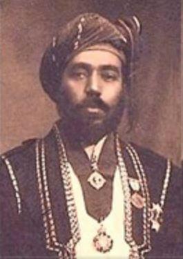 ブサイナ王女の父 タイムール元国王