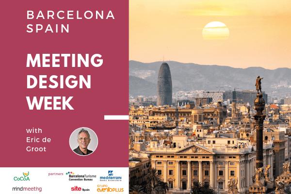 SPAIN BARCELONA MEETING DESIGN WEEK
