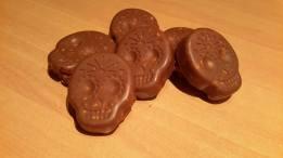 Chocolats aux amandes grillées