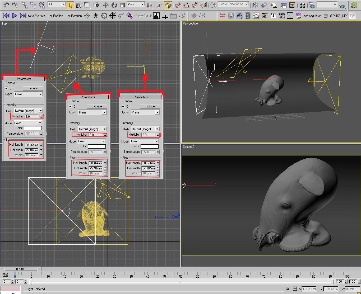 Vray Settings for Sculptris renderings | Blog