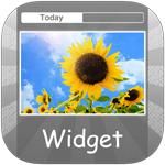 [iOS 8][新アプリ] 写真ウィジェット リリース