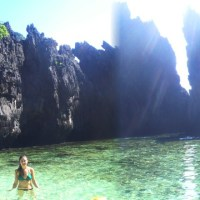 The Philippines -Part 5 Secret beach, El Nido