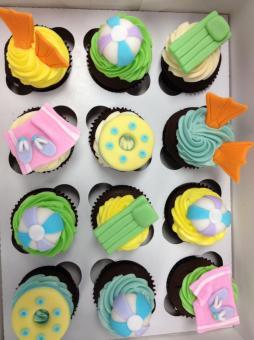 Cupcakes Beach579093_497096386975251_818604861_n