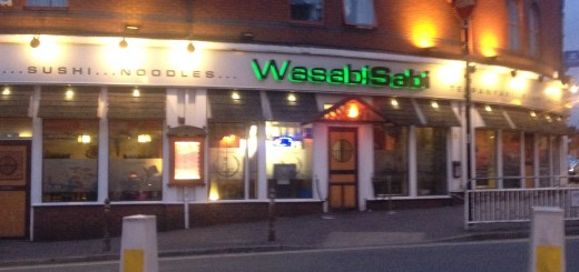 Wasabisabi Japanese Sheffield
