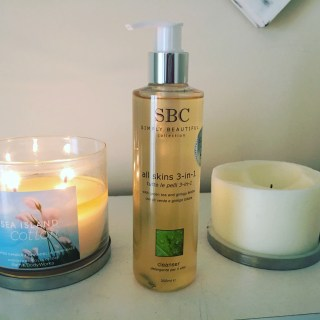SBC All Skins 3-in-1 Cleanser