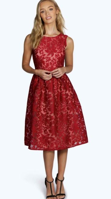Boohoo.com dress