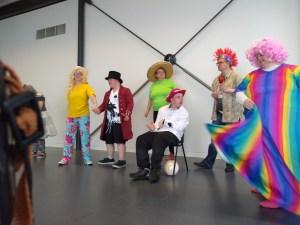 Performing Arts, Friday 31st May, music video