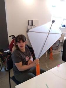 CoCoCreatives Enterprise, Tuesday 2nd June, kites!