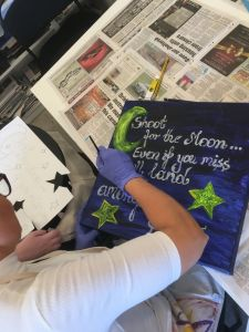 Tuesday 15th Oct – CoCoEnterprise – Space canvases