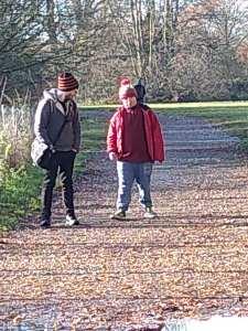 Friday 29th November, Personal progress 4 – Hylands park & Jumpstreet.