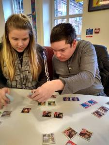 Thursday 28th November, Personal progress 3  – Christmas decorations and board games