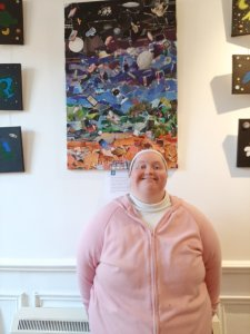 Monday 18th November, CoCoCreatives – inner space : outer space & firstsite