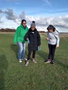 Wednesday 6th November, Self Care and Recreation – beach clean and games