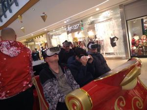 Tuesday 10th December, Community Inclusion and Volunteering – Lakeside Christmas shopping