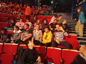 Wednesday 11th December, all groups – Aladdin rock and roll pantomime, Wolsey theatre