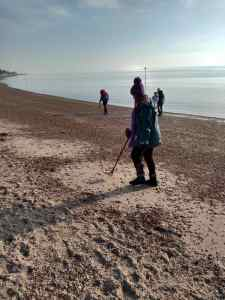 Tuesday 20th January 2020, Sports Adventure 4 – Metal Detecting, seafood tasting and yoga