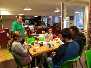 Thursday 16th January 2020, CoCoCre8ives – Board Game Design.