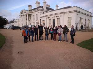 Monday 3rd February, Sports Adventure 1 – Hylands Park and Back Yrd golf
