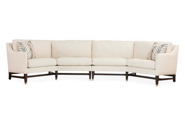 Curved Sofas Cococozy