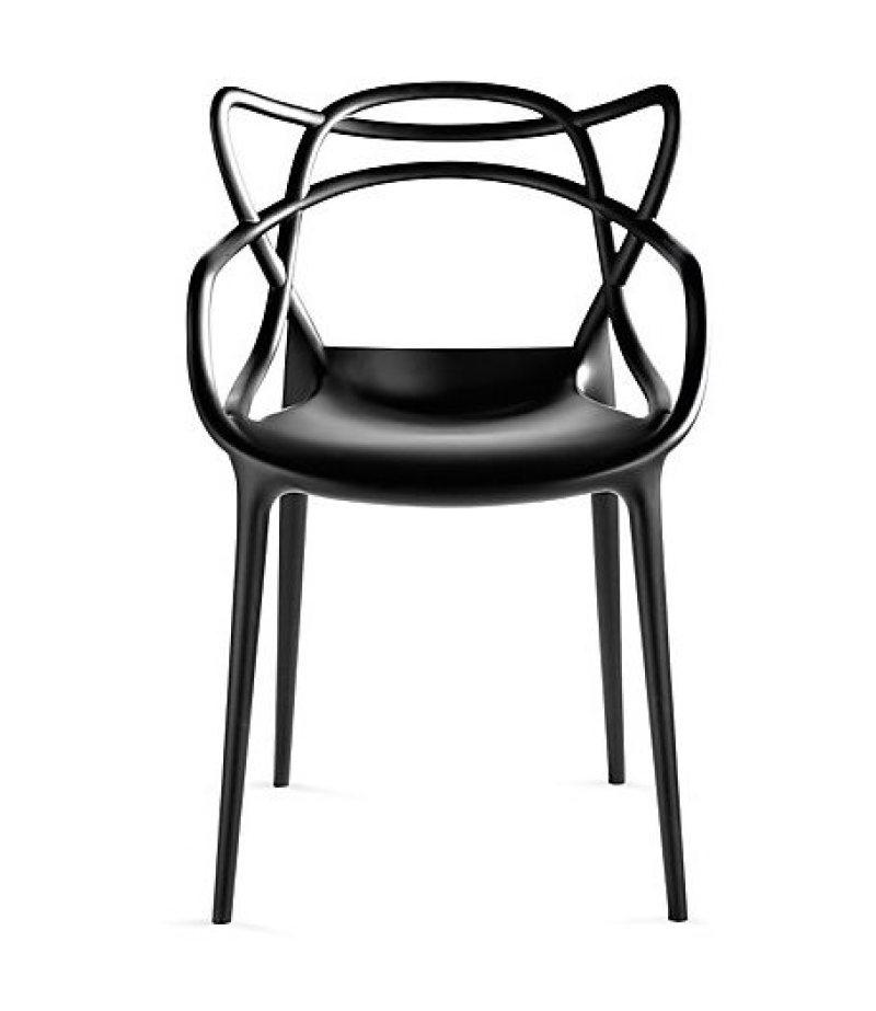 Black Philippe Starck Masters Chair