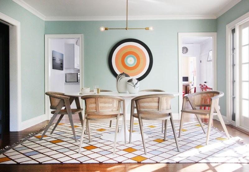dining room cuff home after cococozy