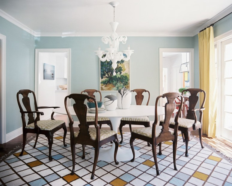 dining room wendyschwartz design cococozy lonny