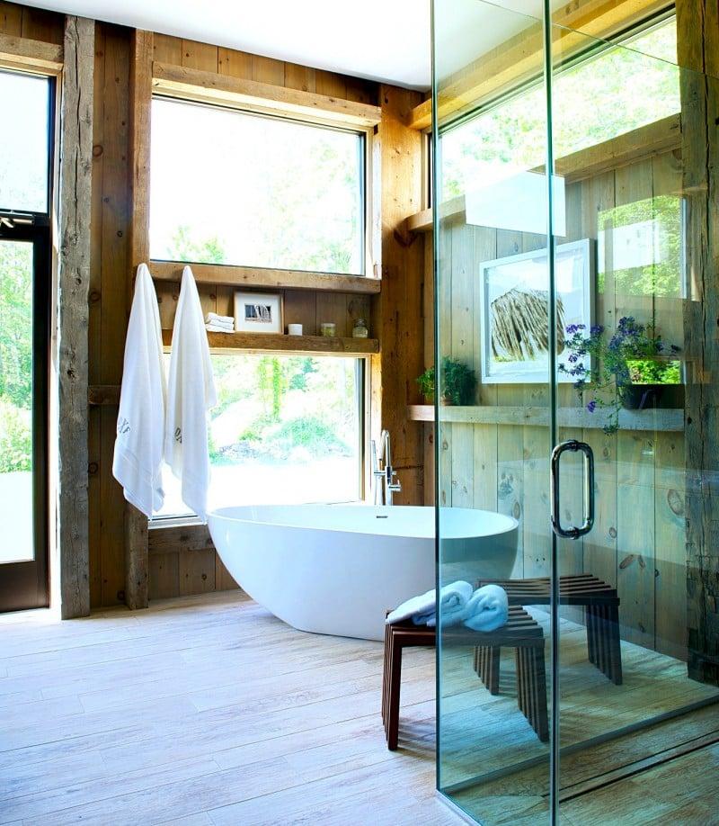 barn-house-bathroom-bath-standalone-tub-cococozy-nyt | COCOCOZY